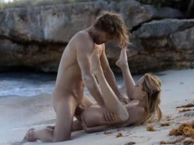 Szex a homokfövenyen