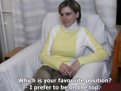 Casting szexvideók