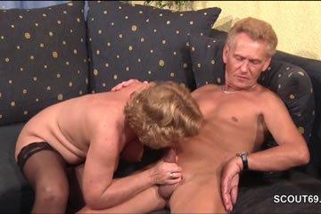 Nagymama és nagypapa szexjátékai