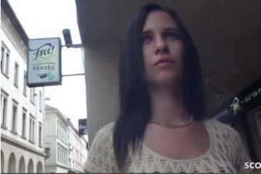 Nikki Fox - magyaros casting és szex