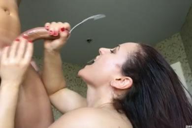 Arcra élvezés szexvideók