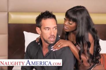 Ana Foxxx - hotel szex szolgáltatás