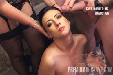 Bukkake szexvideók